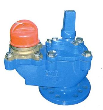 BS750 Fire Hydrants