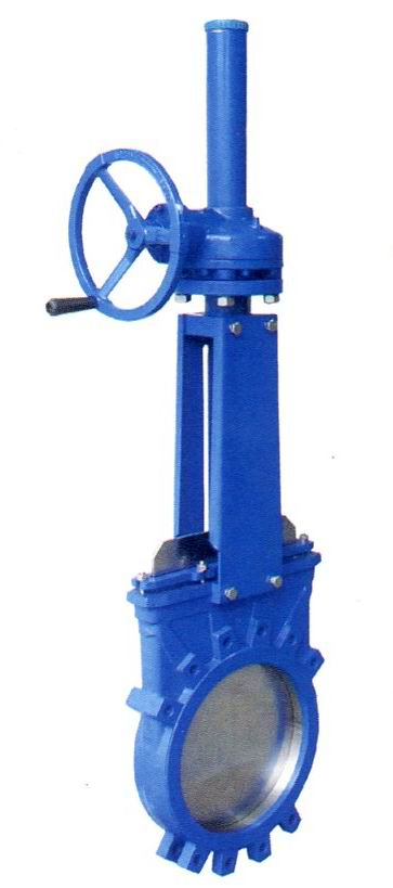 Bevel Gear Knife Gate Valves