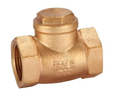 Brass/Bronze Swing Check Valves