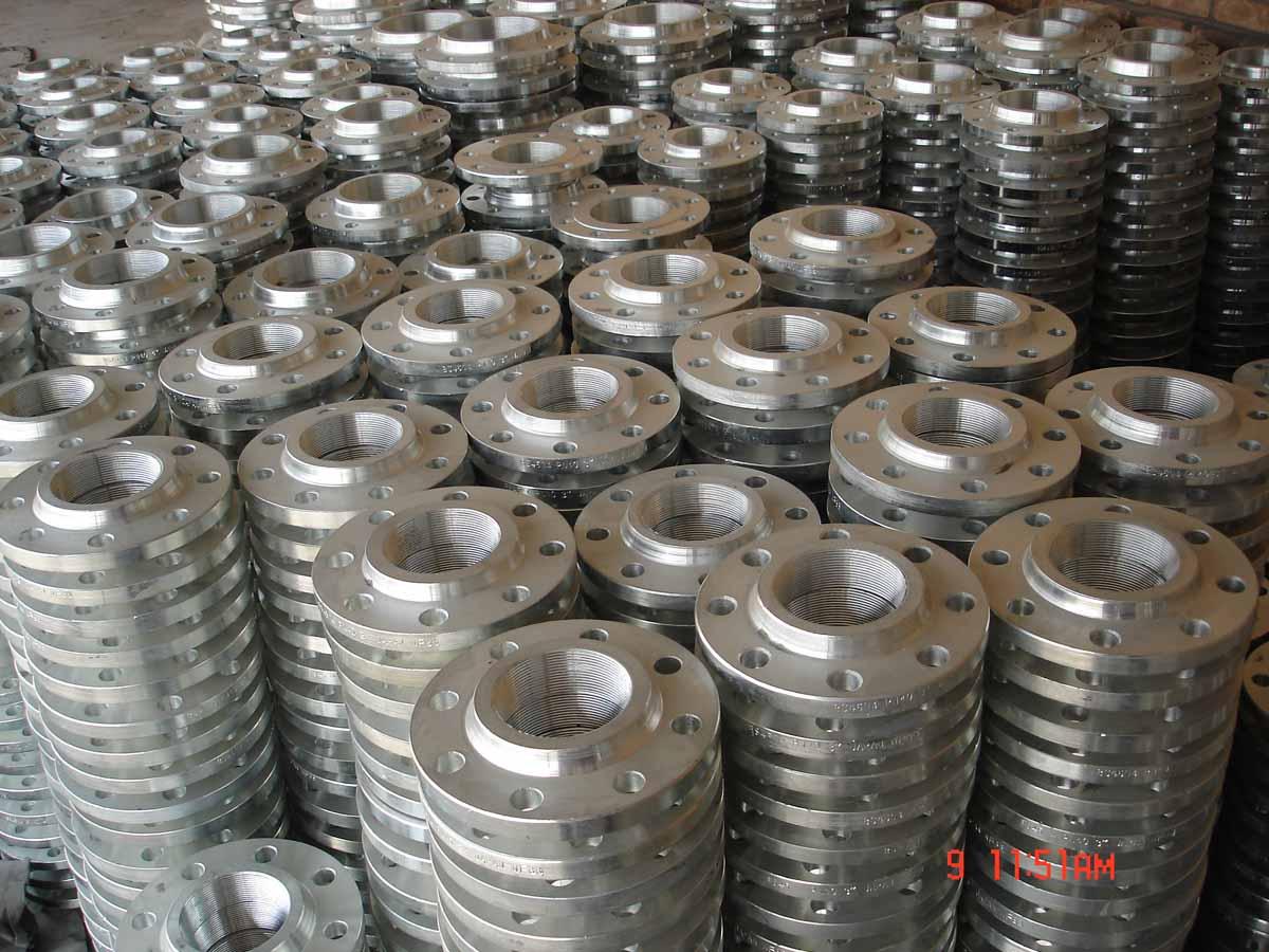 Cast Steel Flanges