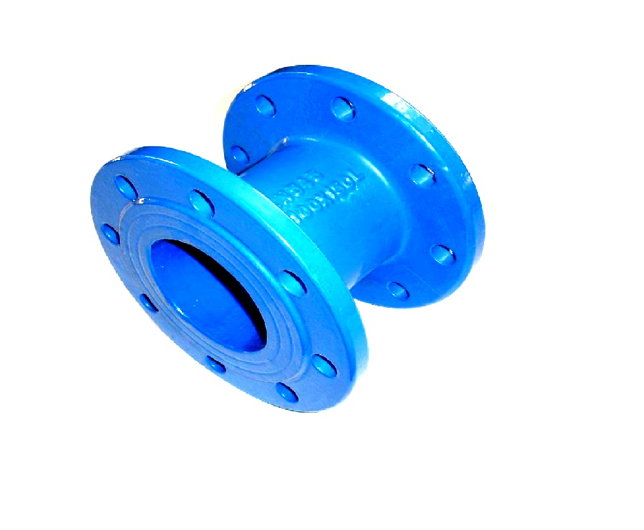 Double Flange Pipe
