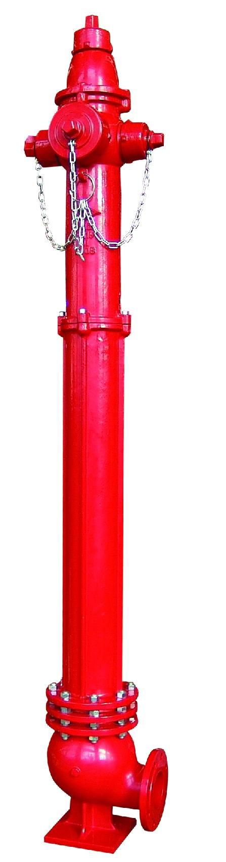 Dry Barrel Fire Hydrants UL-FM Approval