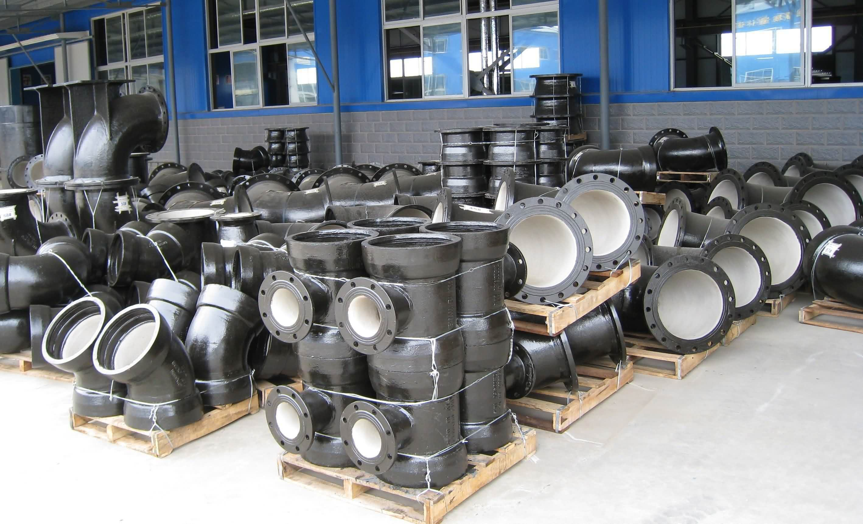 Ductile Iron Pipe Fittings, ISO2531 EN545 -1