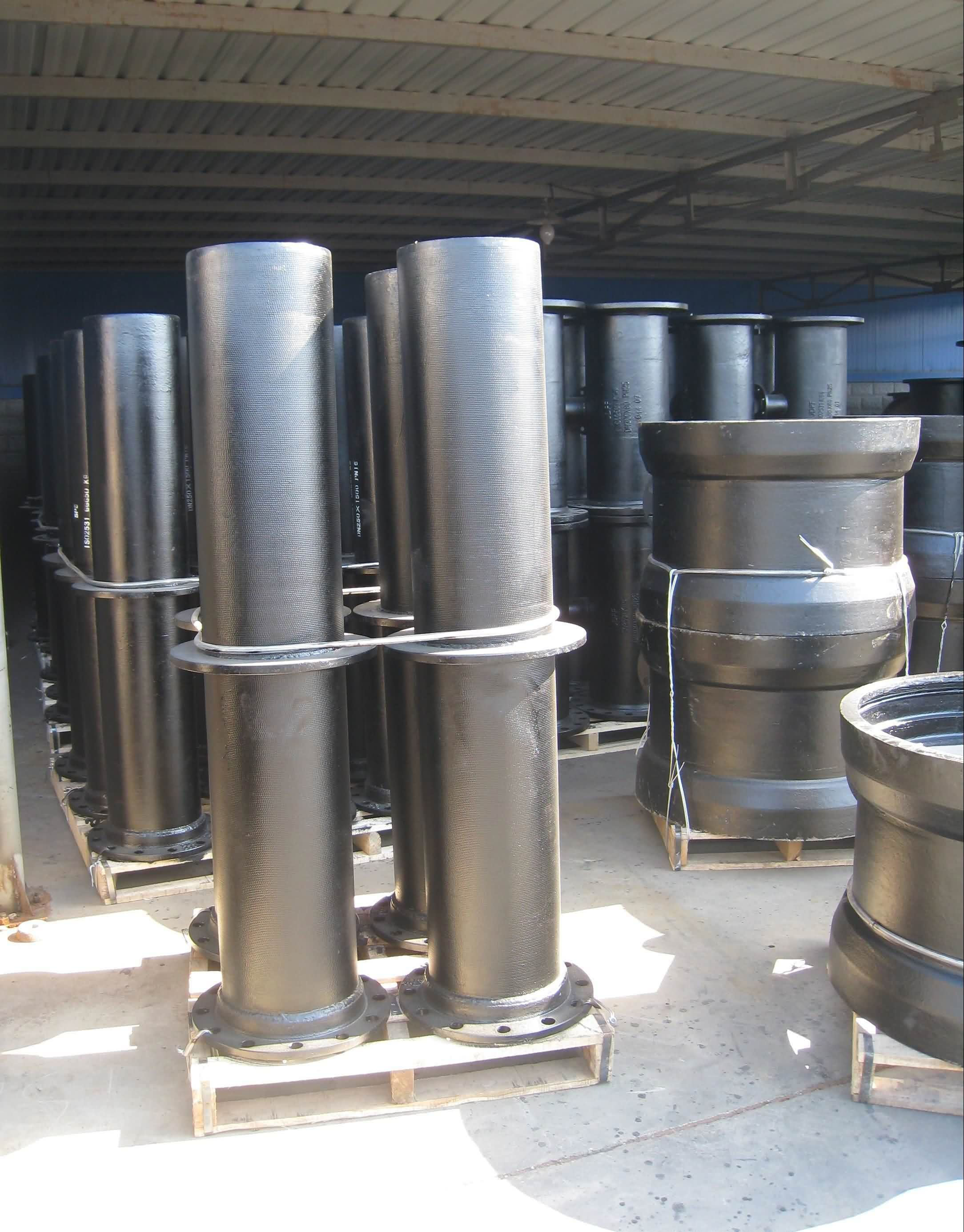 Ductile Iron Pipe Fittings, ISO2531 EN545 -10