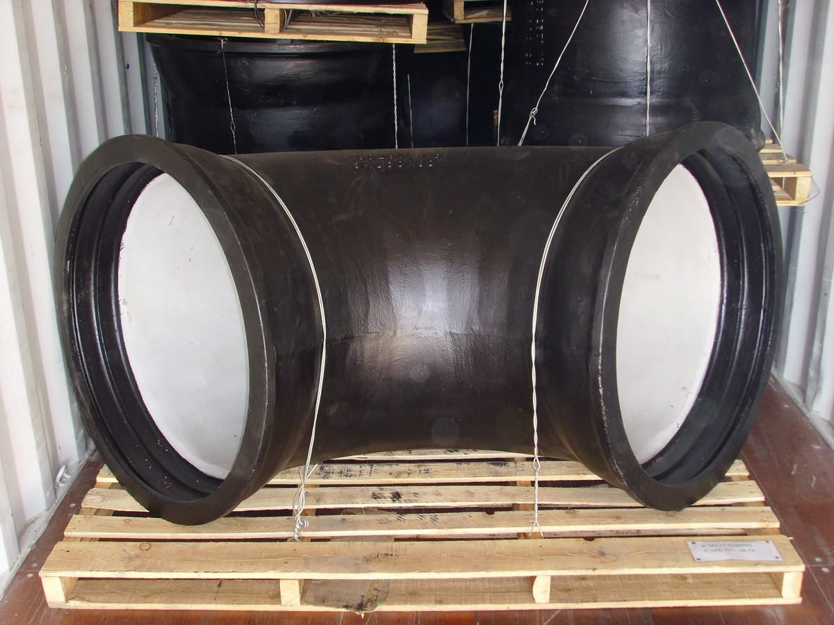 Ductile Iron Pipe Fittings, ISO2531 EN545 -14