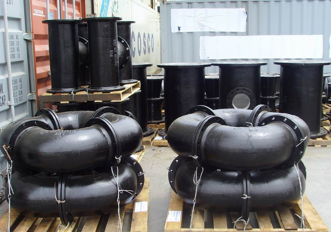 Ductile Iron Pipe Fittings, ISO2531 EN545 -3