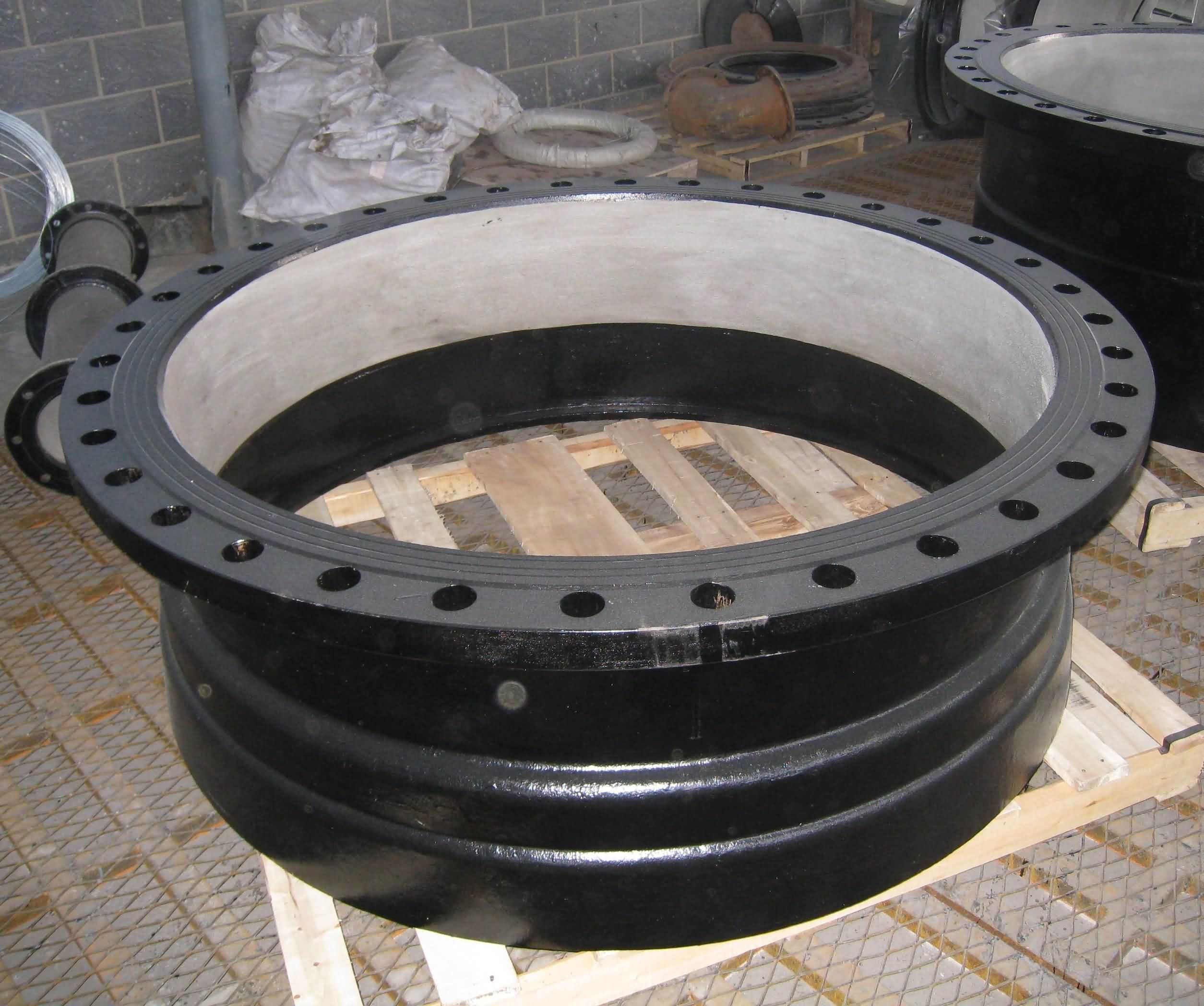 Ductile Iron Pipe Fittings, ISO2531 EN545 -4