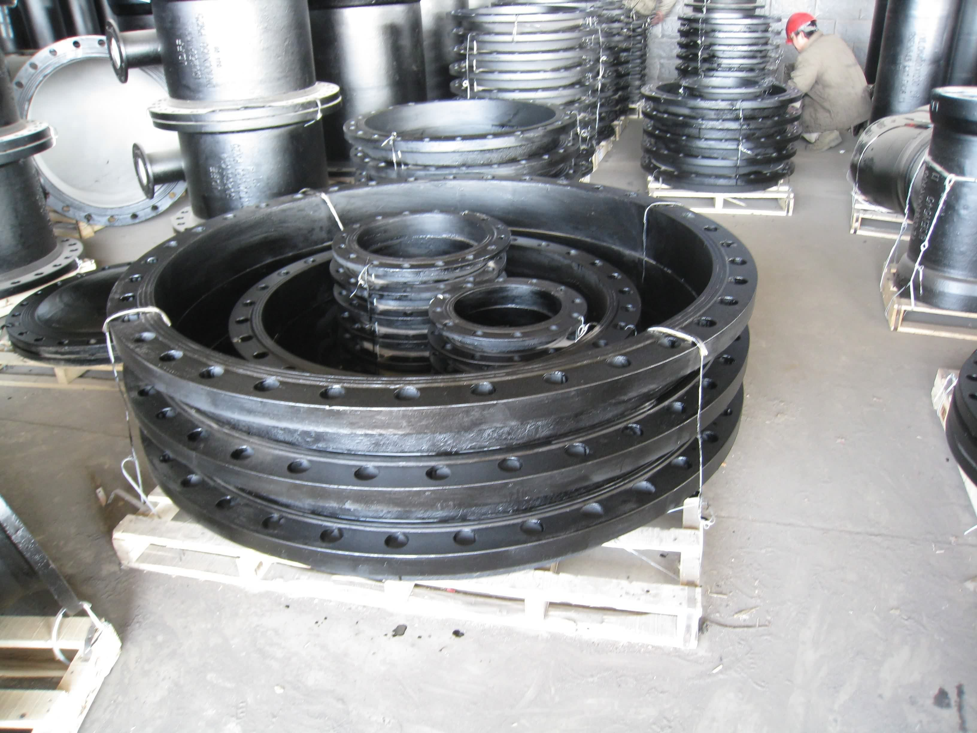 Ductile Iron Pipe Fittings, ISO2531 EN545 -6