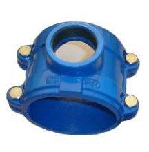 Ductile Iron Saddles for PVC Pipe