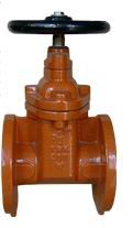 Flanged End NRS Resilient Seated Gate Valves-AWWA C509-C515