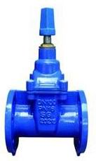 Flanged End NRS Resilient Seated Gate Valves-SABS664-665