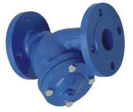 Flanged Y Strainers-ANSI