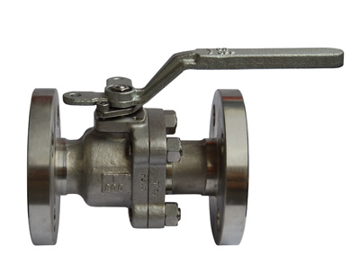 Forged Steel Ball Valves-Flanged