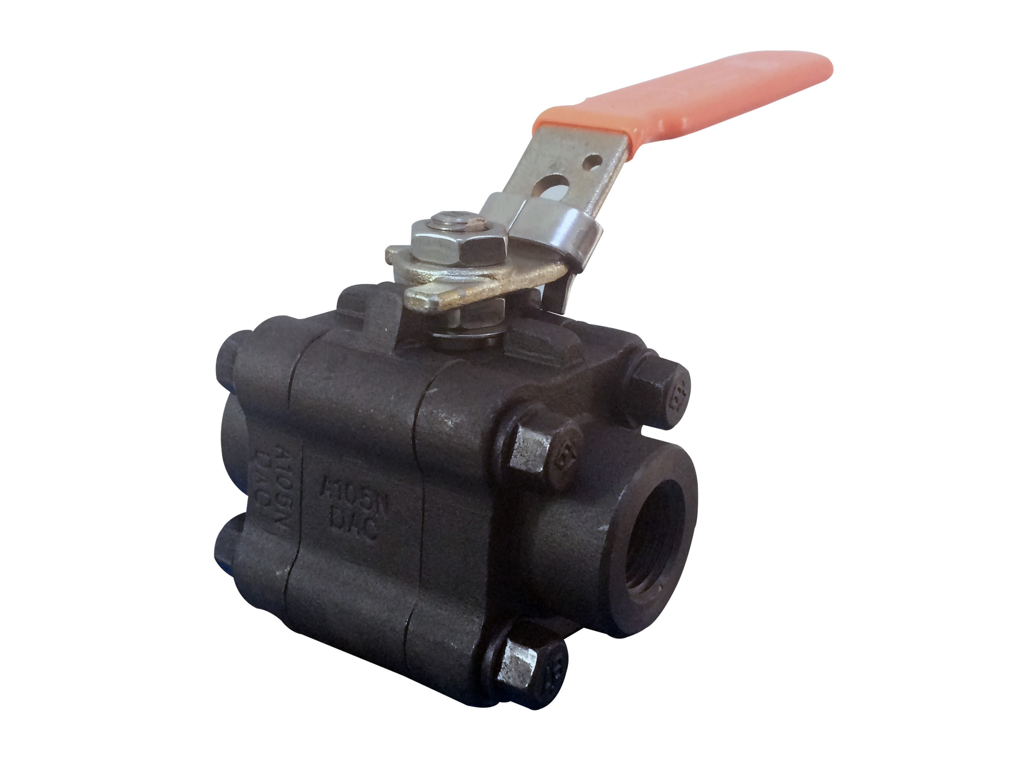 Forged Steel Ball Valves-Threaded-SW-BW
