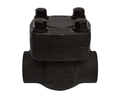 Forged Steel Check Valves-Threaded-SW-BW