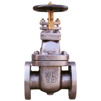 JIS F7363-F7364 Marine Cast Iron Gate Valves