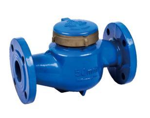 Vane Woltman Water Meter