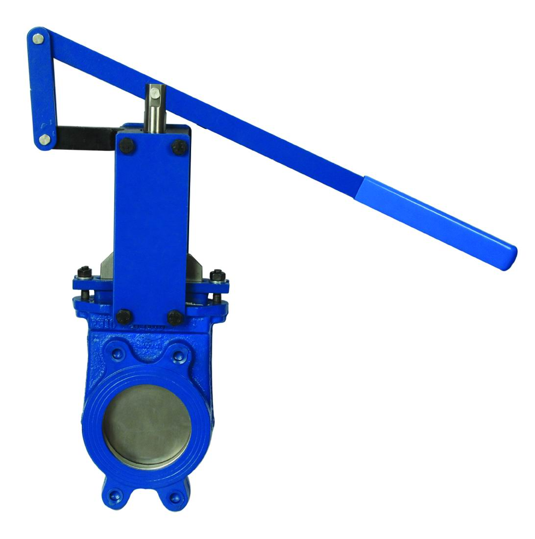 Lever Knife Gate Valves
