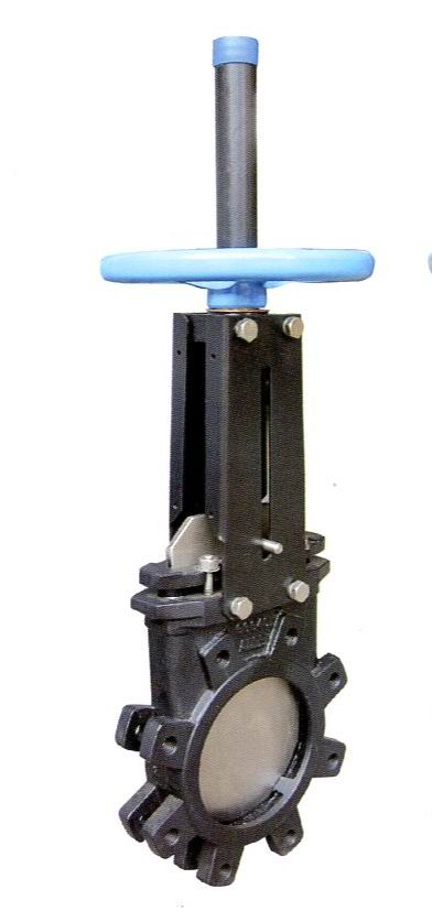 Lug Type Rising Stem Knife Gate Valves