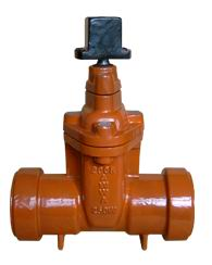 Socket End NRS Resilient Seated Gate Valves-AWWA C509-C515