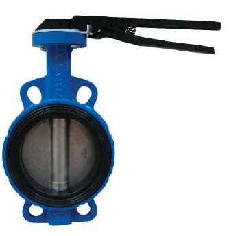 Wafer Type Butterfly Valves,F170, One Stem without Pin