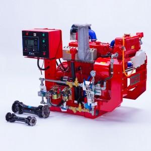Fire Fighting Diesel Engine