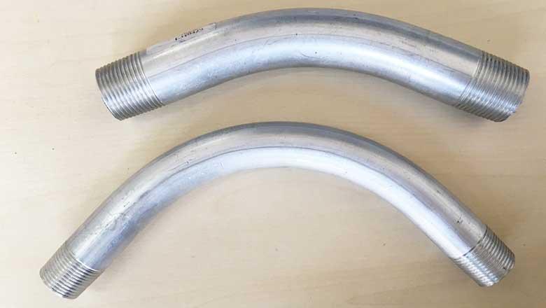 Rigid Aluminum Conduit Elbows/Bends Featured Image